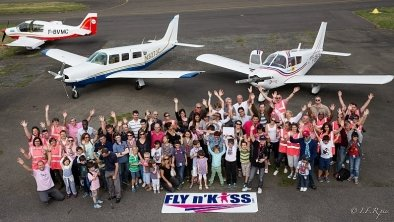 Fly n'Kiss a besoin de vos dons