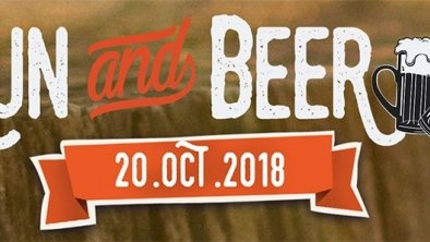 Run and beer day : the place to beer !